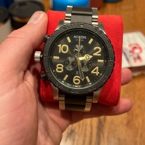 Nixon 5150 CHRONO watch